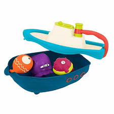 Kids' Off The Hook Bath & Beach Toys Set
