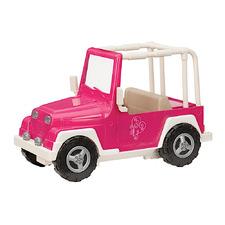 Kids' My Ways & Highways Doll Car