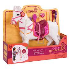 Kids' Camarillo Doll Horse Set