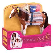 Kids' Pinto Paso Fino Foal Set