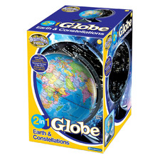 Kids' 2-in-1 Earth & Constellations Globe