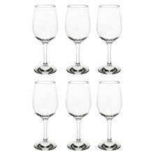 Alison 400ml Polycarbonate Red Wine Glasses (Set of 6)