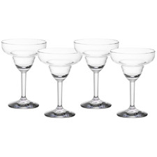 Darryl 315ml Polycarbonate Margarita Glasses (Set of 4)