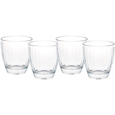 Karina 305ml Polycarbonate Tumblers (Set of 4)