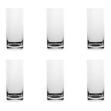 390ml Classic Highball Glasses (Set of 6)