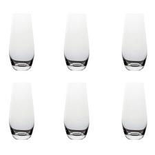 230ml Stemless Champagne Glasses (Set of 6)