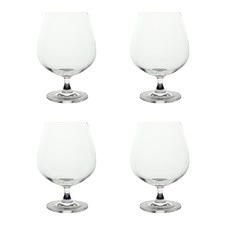 625ml Glass Goblets (Set of 4)