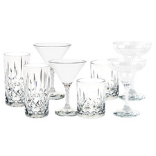 Unbreakable Polycarbonate Mixed Cocktail Kit