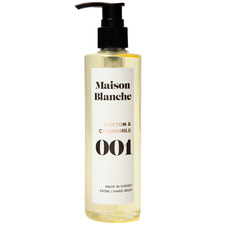 250ml Cotton & Chamomile Hand Wash