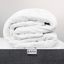 White Cotton Mattress Protector