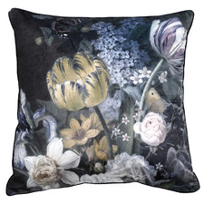 Multi-Colour Fi Velvet Cushion
