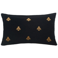 Buzz Cotton Velvet Cushion