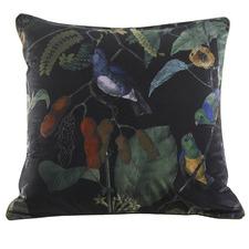 Multi-Colour Eden Velvet Cushion