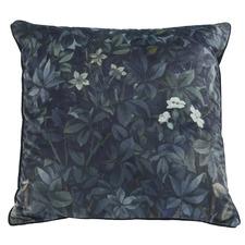 Multi-Colour Hedley Velvet Cushion