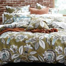 Lark Cotton Quilt Cover Set