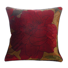 Sumi Velvet Cushion