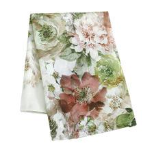 Natural Arlette Cotton-Linen Blend Teatowel