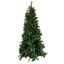 Green Deluxe Christmas Tree