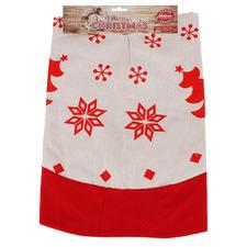 100cm Deluxe Burlap Tree Skirt