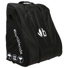 Black Indie Twin Baby Stroller Travel Bag