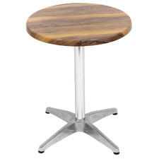 60cm Hershey Round Outdoor Cafe Table