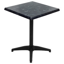 Cypress Square Outdoor Bar Table