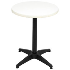 Rutgers Round Outdoor Cafe Table 60cm