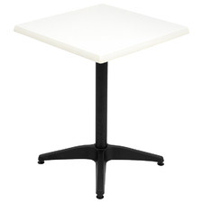 Rutgers Square Outdoor Cafe Table 60x60cm