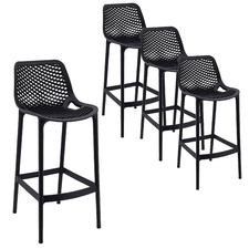 75cm Gia Outdoor Barstools (Set of 4)