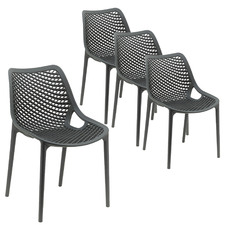 Arabella Outdoor Dining Chairs (Set of 4)