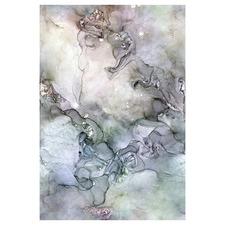 Through The Mist Canvas Wall Art