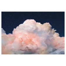 Heaven Above Earth Canvas Wall Art