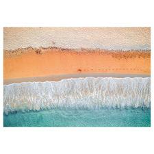 Seashore Canvas Wall Art