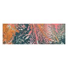 Terra Rose Long Acrylic Wall Art
