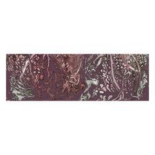 Mulberry Long Acrylic Wall Art