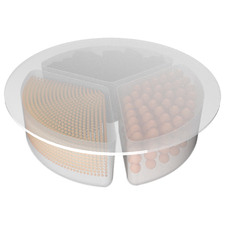2 Piece Water Fountain Replacement Filter Set