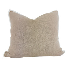 Palermo Square Linen Cushion