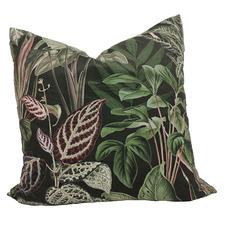 Malacca RocoColonial Square Velvet Cushion