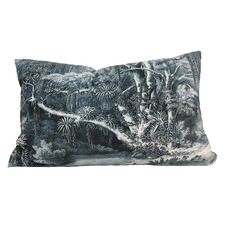 Riverbank RocoColonial Rectangular Velvet Cushion