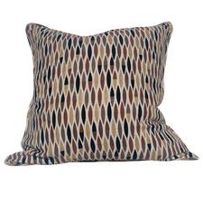 Designer Fabric by ACETEX Linen-Blend Cushion
