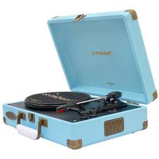 Mbeat Woodstock II Retro Turntable Player