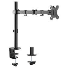 ErgoLife Double Joint Single Monitor Arm