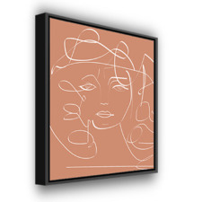 Unfurled Printed Wall Art