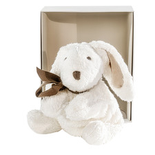 Maud N Lil Flopsy Bunny Plush Toy with Gift Box