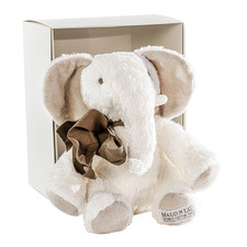Maud N Lil Nellie Elephant Plush Toy with Gift Box