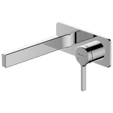 Stockholm Wall Mixer with Bath Spout