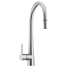 Essente Gooseneck Pull Out Kitchen Mixer