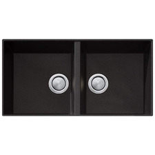Santorini Double Undermount Kitchen Sink