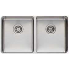 Sonetto Double Undermount  Kitchen Sink