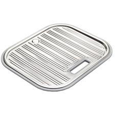 Silver Diaz Sink Utility Tray
